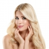Bleach Blonde Clip In Hair Extensions Blonde Bombshell Color 613