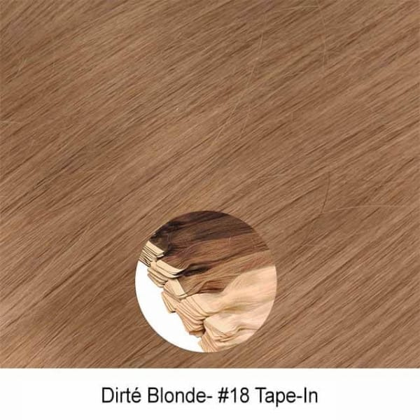 Dirté Blonde #18 Tape In