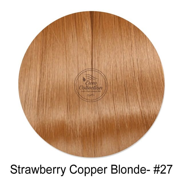Strawberry Copper Blonde 27